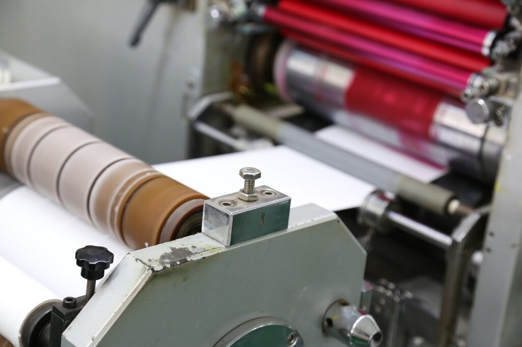 flexo and offset printing comparison
